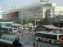 2011寝台列車と町歩き 上海編