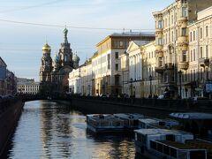 2012GW ロシア旅行記(3)イサーク大聖堂と血の上の救世主教会