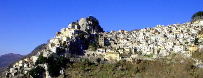 初春の南イタリア 13 チェルヴァーラ・...