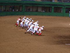 平成24年度 東京都 中学校野球 春季大会 決勝 観戦