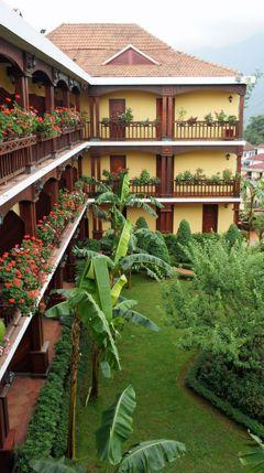 灼熱!沙巴(5)サパの滞在は豪華なビクトリアホテルで優雅な高原リゾートの休日を満喫する。