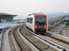 2012年5月韓国鉄道旅行2(釜山・金海軽電鉄)