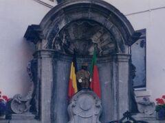 ◎あーらーまぁー!!「祝日で宿がない!」1994年7月 建国記念日のブリュッセル