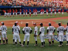 【赤川さんと野球観戦】西関東第一代表決定戦からの東京第一代表決定戦