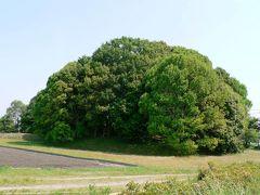 日本の旅 関西を歩く 京田辺市の大住車塚古墳(おおすみくるまづかこふん)周辺