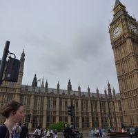 一人、歩きすぎたロンドン♪①