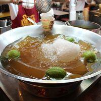 2012年6月好食!爆食!台湾旅行1日目…食の始まり