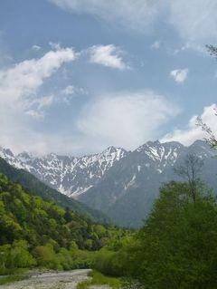 初夏の上高地♪ Vol9(第2日目午前) ☆田代池から梓川コースを経て上高地帝国ホテルへ歩く♪