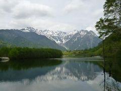 初夏の上高地♪ Vol11(第2日目午後) ☆大正池から素晴らしい景色を眺めて♪上高地からタクシーチャーターで松本へ♪