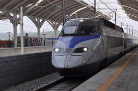 2012年5月韓国鉄道旅行6(五松駅から麗水EXPO駅へ)