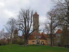 よっ、これぞ中世!おとぎの街・ローテンブルク