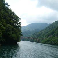 高級旅館「加賀屋『渚亭』」宿泊と、世界遺産「五箇山」、古都金沢、など。ーその1・「庄川クルーズ」編ー