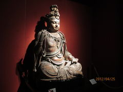 中国・歴史の旅(11)上海博物館案内6.中国の宗教、仏教。