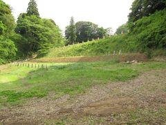酒々井町散策(1)・・本佐倉城に千葉氏の最後の栄華を訪ねます。