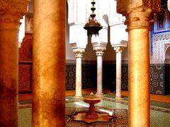 サハラ砂漠を目指してモロッコ一人旅6*・゜・*モロッコでワイン探し/メクネス*・゜・*