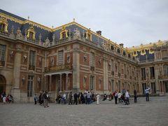 ヨーロッパ3カ国新婚旅行<フランス・スペイン・イタリア>day2ヴェルサイユ