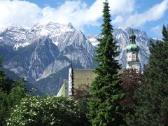 2012年 中欧旅行 超駆け足チロル旅行 キッツビューエルとハル