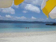 9daysバカンス:座間味の海と空と---