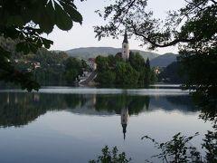 ジジ・ババ スロベニア、クロアチアの旅ーブレッド湖