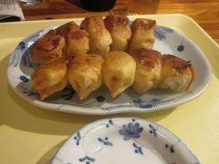たまには「ベタ」なB級ご当地グルメ1206 「ホワイト餃子」  ~葛飾・東京~