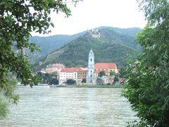 2012年中欧旅行 ヴァッハウ渓谷 デュルンシュタインとメルク