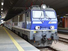 ポーランド鉄道の旅No.1:ノスタルジックなコンパートメント客車でワルシャワ・クラクフ間を行く