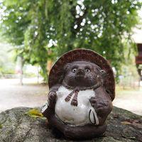 分福茶釜ゆかりの茂林寺と花の街、館林へ♪