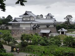 金沢城を見て来ました