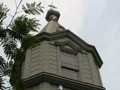 梅雨の合間に修善寺へ★修善寺ハリストス正教会は湿った土の香りに包まれていた!