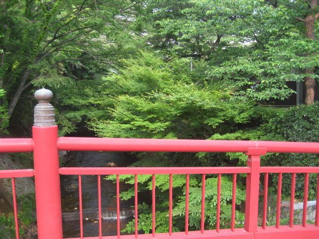 会社でお休み頂いて、有馬温泉へ行ってきました。<br /><br />私と母と叔母さんと、女子(?)3人旅です!