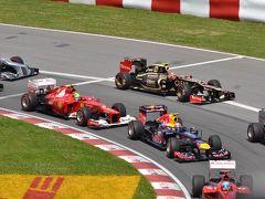 F1 カナダGP 2012