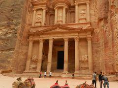 中東のイメージが変わる?ヨルダン縦断の旅3(世界遺産&映画ロケ地ペトラ編)