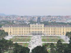 2011年オーストリア旅行記 その3 ウィーンのシェーンブルン宮殿と庭園を見学