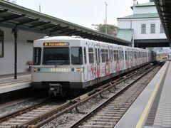 2011年オーストリア旅行記 その4 地下鉄とトラムに乗ってウィーンの中心部へ