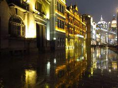 上海★Shanghai in the rain!~梅雨の夜の上海~
