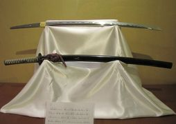 佐倉市散策(31)・・塚本美術館に日本刀、千年の歴史を訪ねます。