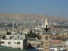 ヨーロッパと中近東の端かじり旅2010(23)ハマ→ダマスカス