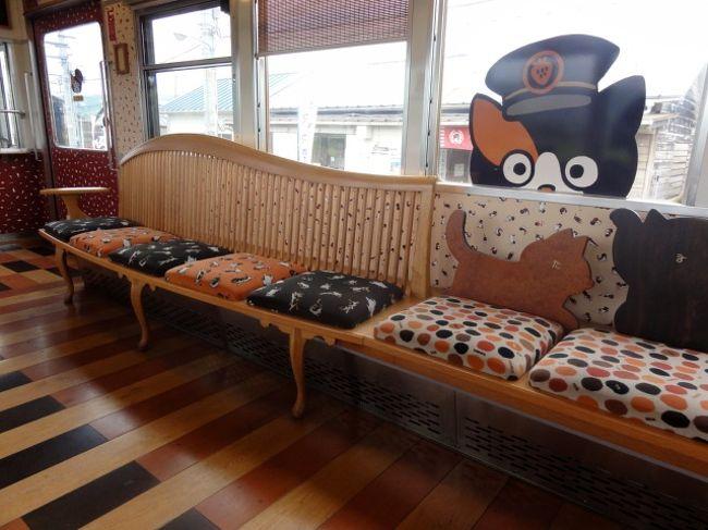 今年は中期の出張が多い。今回も関西の某市に半月(!)。<br />狭いビジネスホテルの部屋での缶詰状態は、精神的に厳しいものがある。<br /><br />癒されたいっ!!!<br /><br />癒しといえば、まず「猫=にゃんこ」。<br />猫と言えば「猫の駅長がいる駅」が和歌山にあるらしい。<br />調べてみたら、その駅は南紀ではなく(なぜか、南紀の山の中の駅だと思いこんでいた)、和歌山市のお隣「紀の川市」にあるらしい。<br /><br />それなら、ちょっと行ってみますか〜。