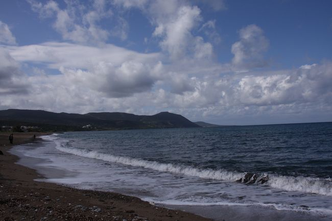 手つかずの自然が残されたアカマス半島 <br /><br />ギリシャ神話の伝説が残る<br />アフロディテの泉がある