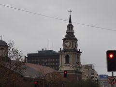 イースター・ガラパゴス旅行(2)サンチャゴ市街