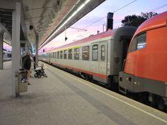 2011年オーストリア旅行 その11 セメリンク鉄道でアルプス越え