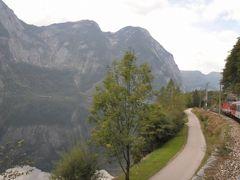 2011年オーストリア旅行記 その12 ローカル線に乗ってハルシュタットへ