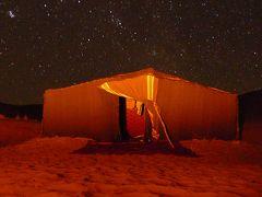 モロッコ・サハラ砂漠で凍死寸前。なめちゃいけない。