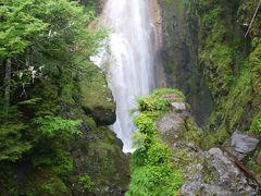 乗鞍高原三本滝へプチトレッキング