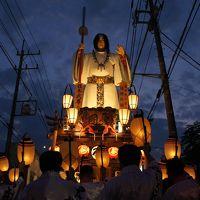 佐原の秋の大祭 ~昼間の賑やかな手踊りと日が暮れてからの幻想的な屋台が粋な祭りを演出します
