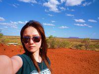 赤土の大地、オーストラリアをゆく。