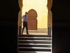 ムーレイ・イスマイル廟は非ムスリムも入場可!