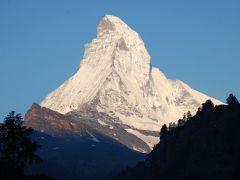 スイスアルプス フラワーハイキングの旅 その2