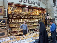 ヨーロッパと中近東の端かじり旅2010(32)アンマン→ダマスカス(シリア)