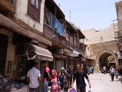 新市街へ!フェズ・エル・ジュディドを歩く